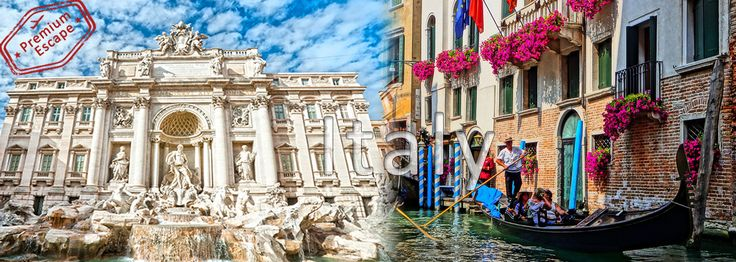 As one of the most beautiful countries in the world Italy offers an endless array of history, culture, art, vineyards, countryside and beaches. It is for this reason that tours of Italy are extremely popular; many want to see as much of Italy's beauty as possible in one trip.