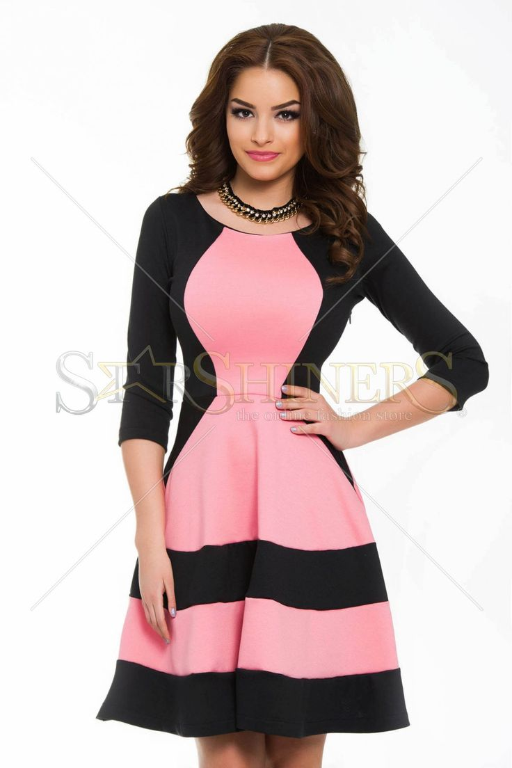 StarShinerS Magnified Pink Dress