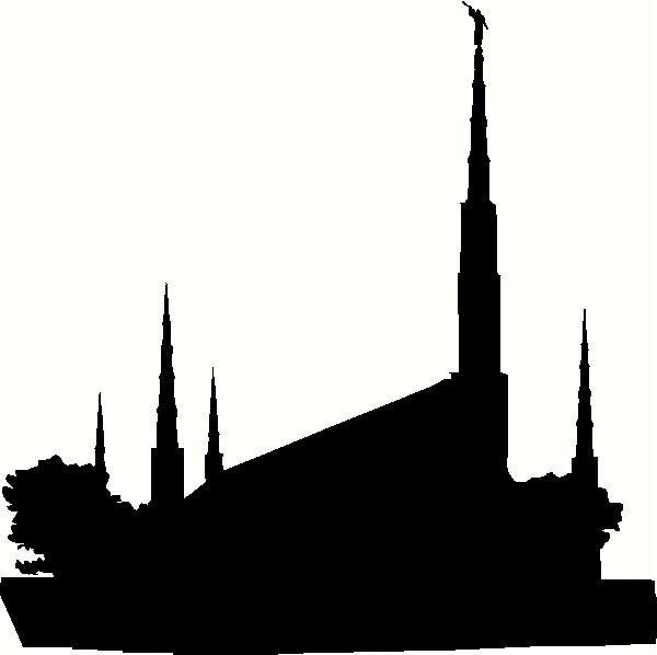 silouette of boise temple | idaho-boise-temple-silhouette.JPG