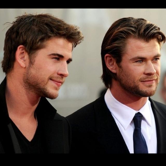 Chris and Liam Hemsworth!!!!