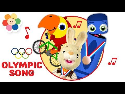 Rio 2016 Olympics song for Kids | Ready, Set, Sports! 2016 Summer Games Song for Children| BabyFirst - YouTube