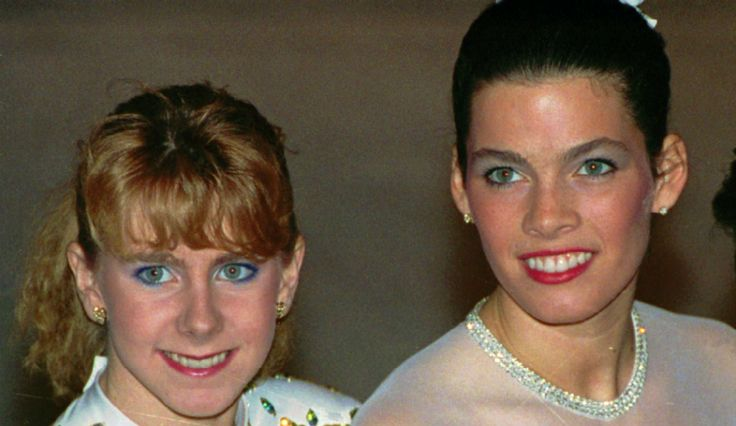 Tonya Harding The Subject Of Two New Movies Poking Fun At Violence