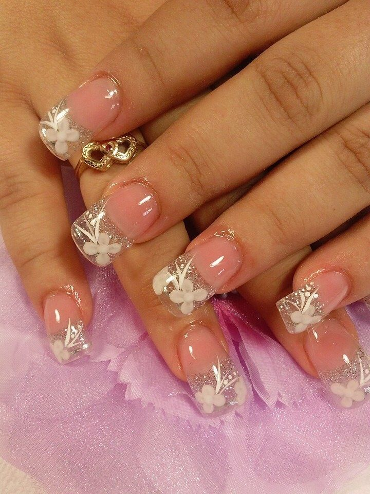 81 best uñas.acrilicas y encapsuladas images on Pinterest | Nail ...
