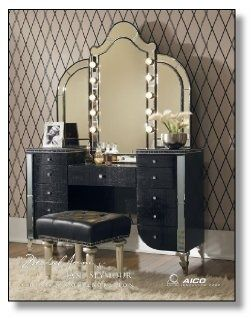 Vanity table with lights 25 pinterest vanity with lights vanity table with lights house ideas mozeypictures Image collections