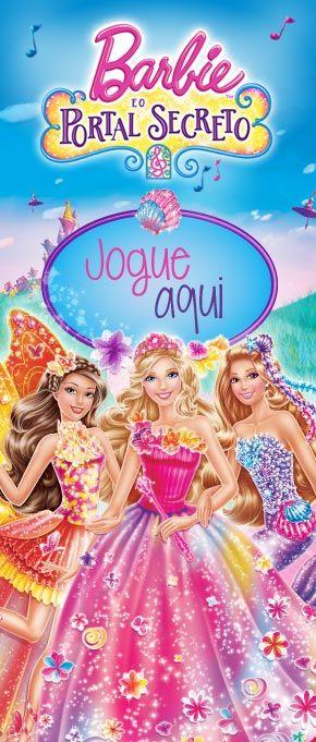 Jogos da Barbie no Click Jogos