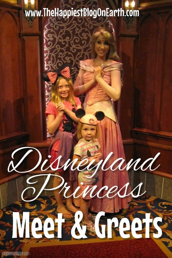 The Happiest Blog on Earth: Disneyland Princess Meet & Greets