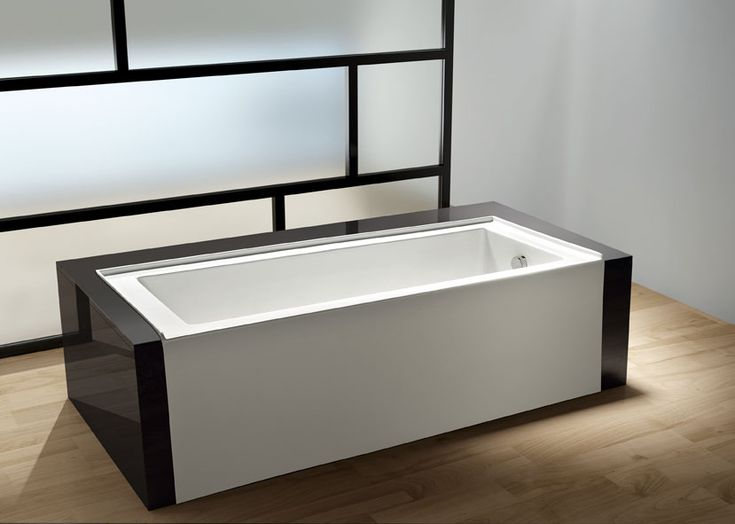 7 best Contemporary Bathtubs images on Pinterest | Contemporary ...