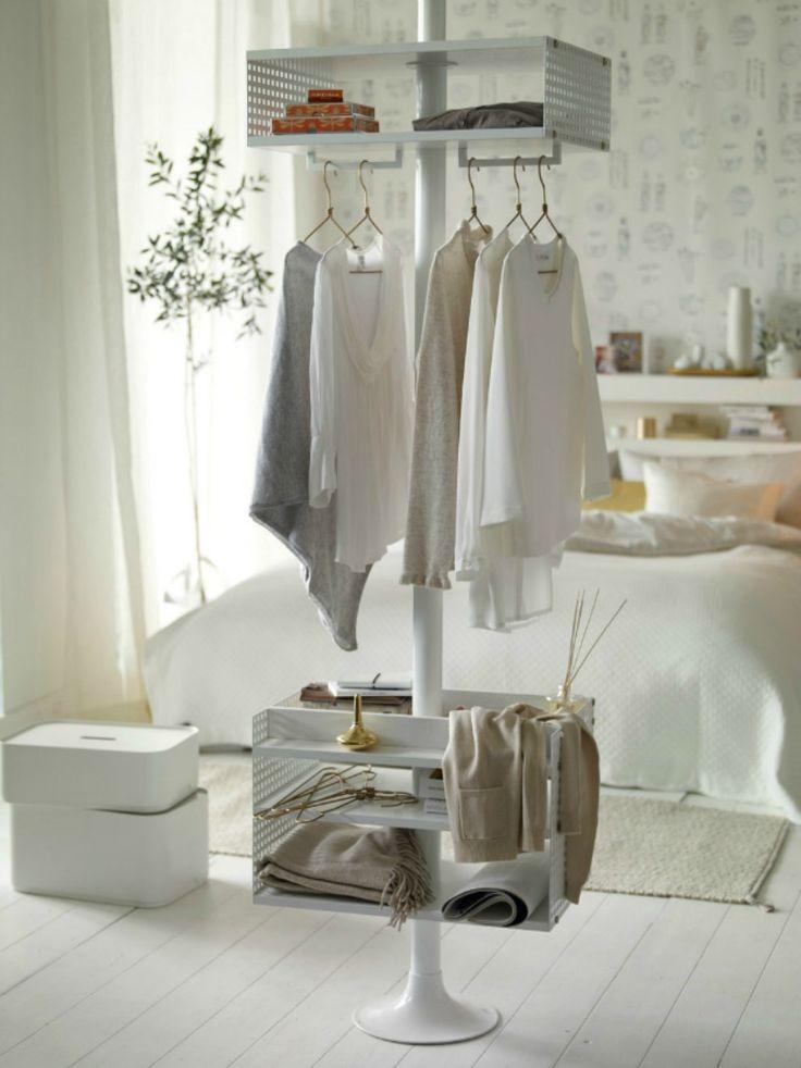 quarto de dormir da semana-branco cinzento e ouro-b
