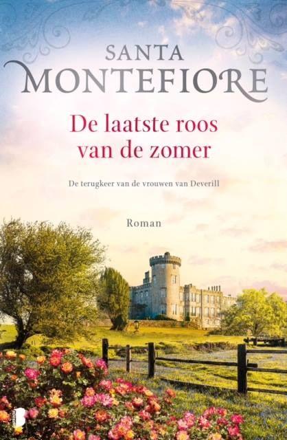 Santa Montefiore - De laatste roos van de zomer - deel drie van Deverill trilogie, wordt verwacht in april!