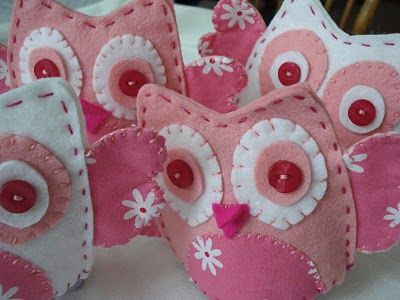 No idea why owls are so fashionable at the moment! A perfect way to put your mark on the current trend.