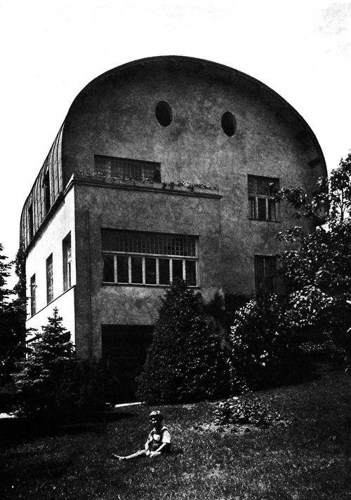 Adolf Loos, Horner House, Vienna, Austria, 1912