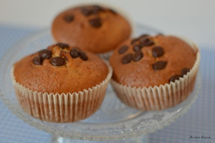 chocolat chip muffins