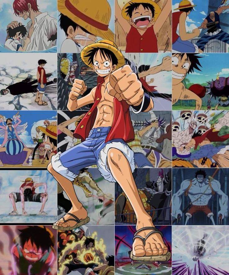 Pin oleh Andrea Espiritu di One Piece