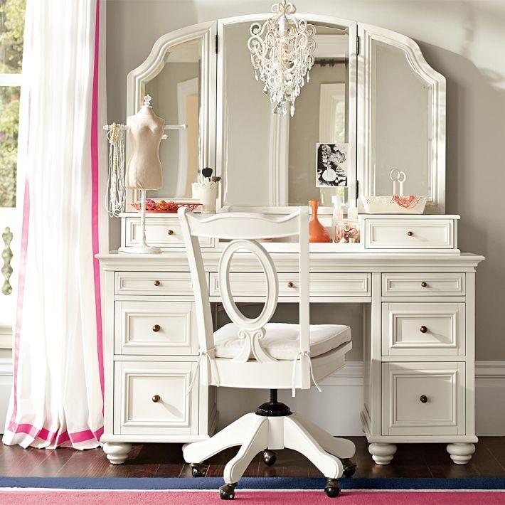 Top 10 Amazing Makeup Vanity Ideas Home Bedroom Vanity Furniture