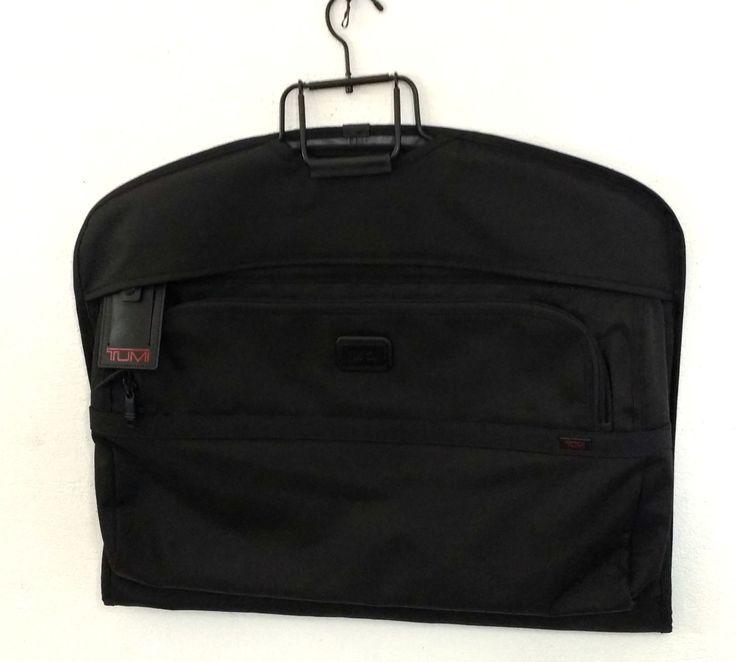 praktischer TUMI Business Kleidersack Ballistic Nylon Reisetasche schwarz Koffer in Reisen, Reiseaccessoires, Kleidersäcke | eBay