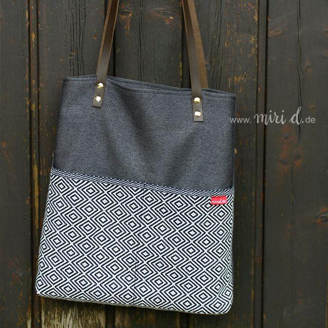 www.miriD.de: Die 'Mach Dein Ding'-Tasche | The 'Do Your Thing' bag