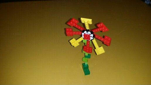 Flower #lego15min #lego