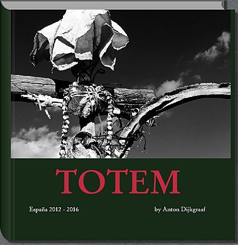 Totem, art & photography  by Anton Dijkgraaf 90 pages  available in bookstore www.blurb.com