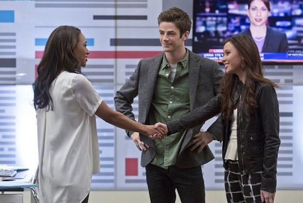#TheFlash: Barry procura por nova namorada
