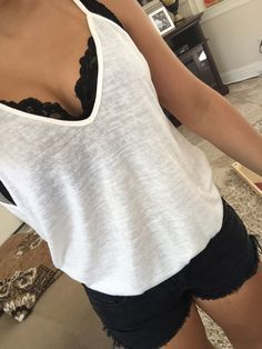 Bralette outfit