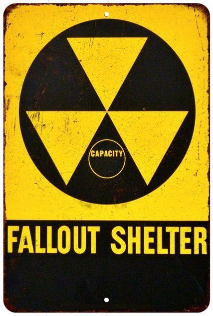 nuclear fallout shelter exercise Man buries 42 buses to build nuclear shelter in canada by  has buried 42 buses to create a nuclear fallout shelter  decontamination room, mortuary, chapel, exercise area, library .
