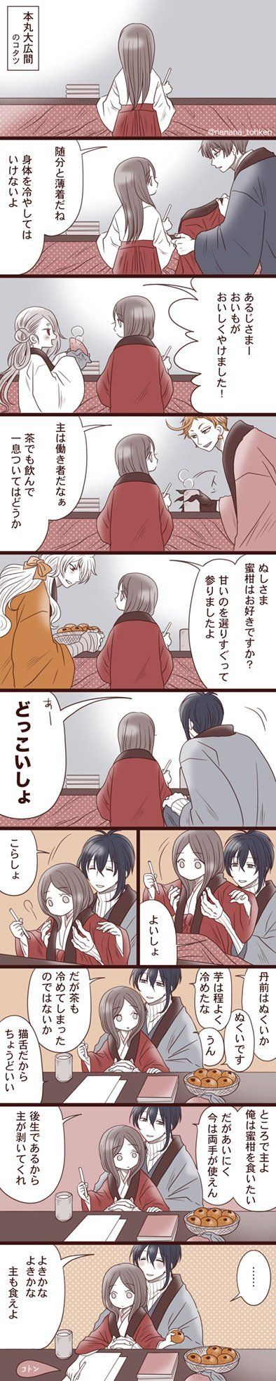 How to take care of your saniwa