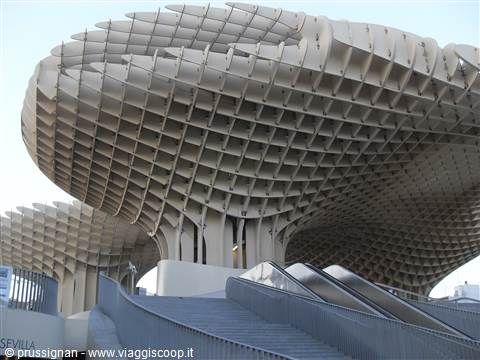 qualcosa di nuovo a Siviglia