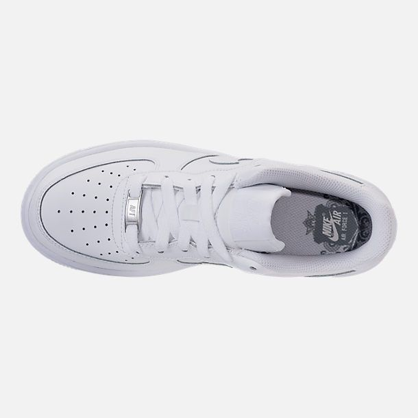 Big Kids Nike Air Force 1 Low Casual Shoes With Images Nike