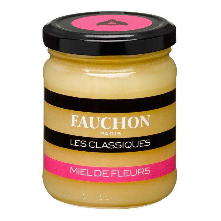 Miel de fleurs de France - FAUCHON
