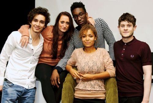 Cast of Misfits <3