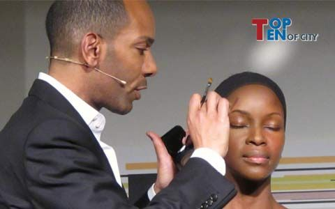 Sam-Fine - Top Ten Famous Makeup Artists