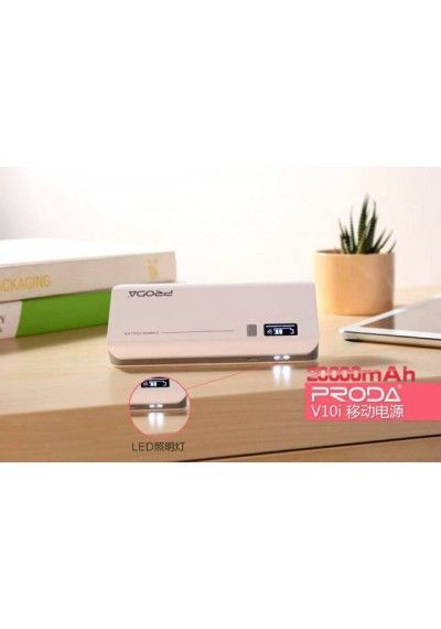 REMAX V10i Series 20000 mAh WHITE