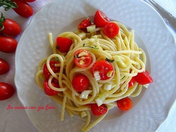 Spaghetti+in+insalata+ricetta+estiva
