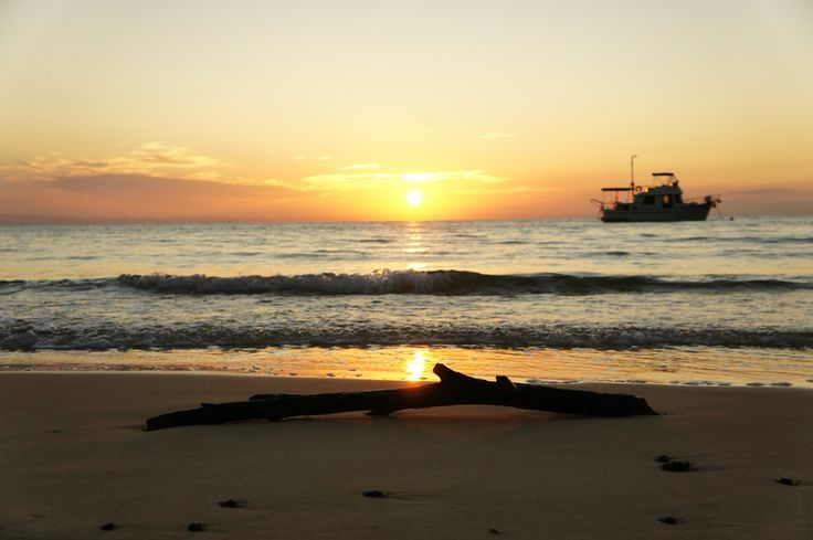 Sunset @moretonisland