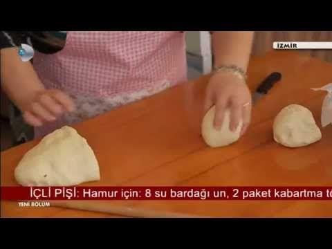 İçli Pişi Tarifi Mutfağım İzmir Hülya Hanım 22 Nisan 2014