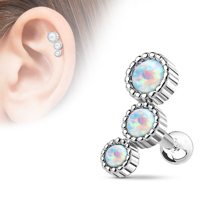 47 best Cartilage images on Pinterest | Body jewelry, Cartilage stud ...