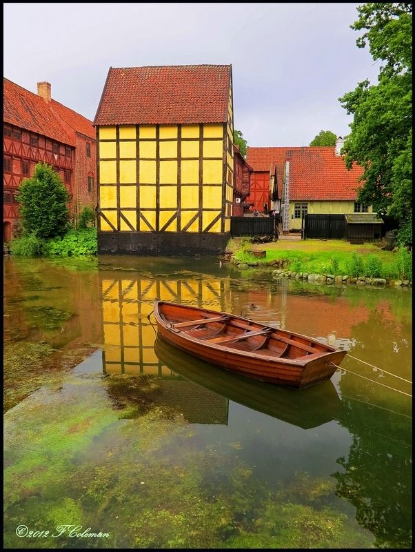 Den Gamle By by Fred Coleman on 500px