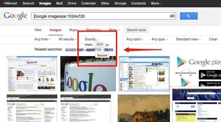 Exakt bildsök i #Google - Hacka Googles bildsök.