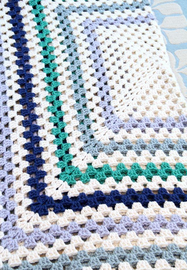 Mejores 18 imágenes de Crochet en Pinterest   Mantas de ganchillo ...