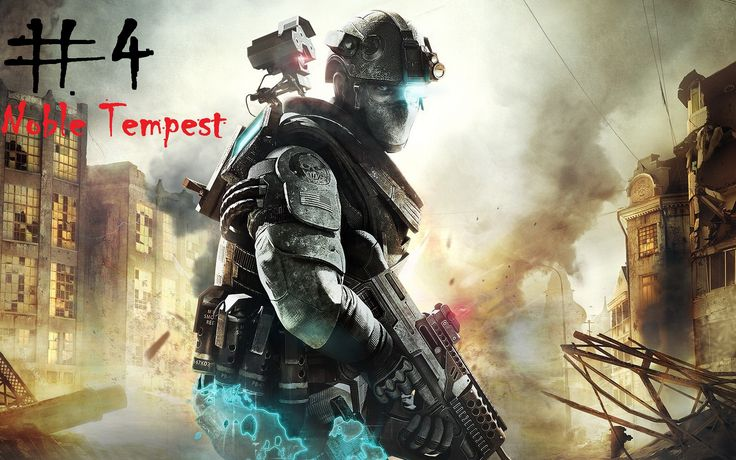Tom Clancy's Ghost Recon: Future Soldier Mission 4 Noble Tempest - Nigeria Mission Objective: Rescue CIA SAD agent Daniel Sykes from private military company Watchgate.  Secure the Intel From Car
