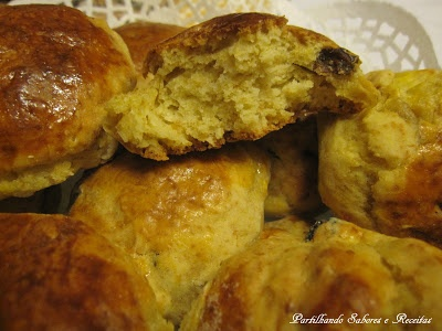 Partilhando Sabores e Receitas: Broinhas de Batata Doce