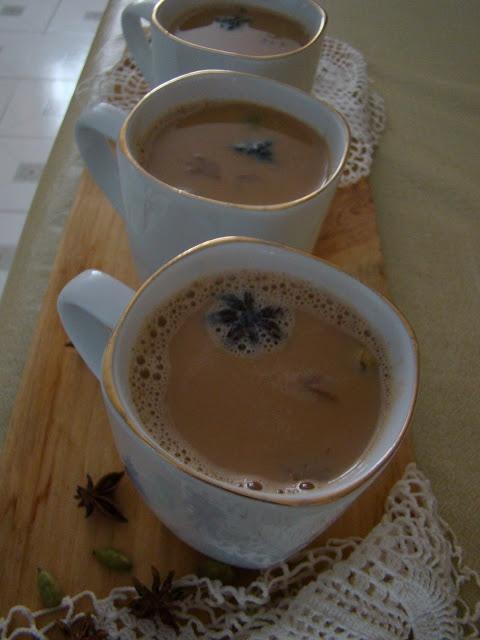 how to make indian chai tea
