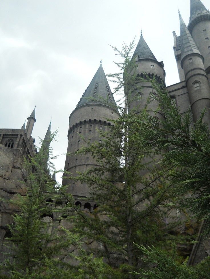Harry Potter at Universal Studios Florida