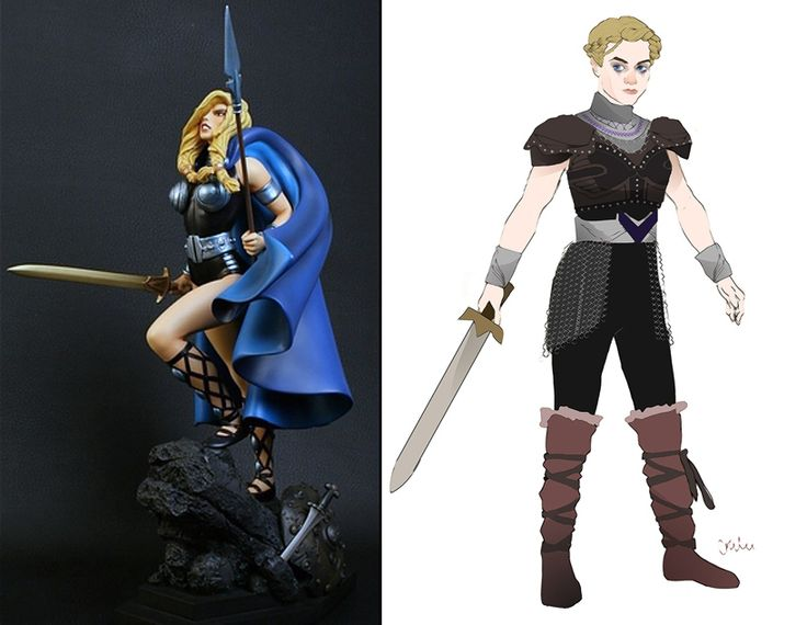 Valkyrie | 12 Lady Superhero Costumes Redesigned By Ladies