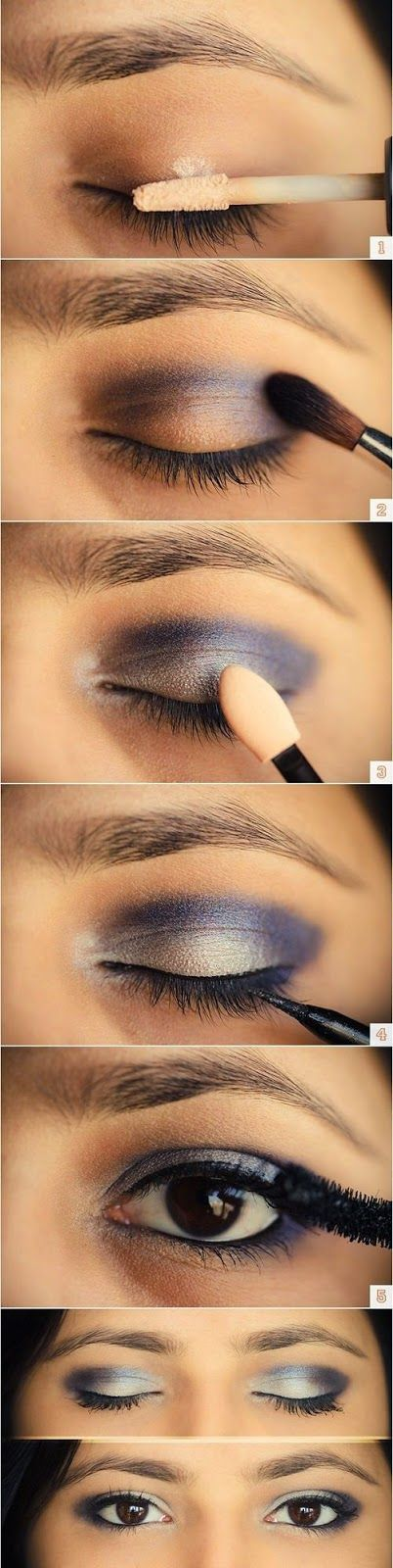Daily Fash For Fashion : Makeup Tutorial for Brown Eyes
