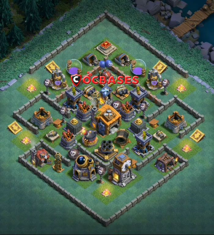12 Best Builder Hall 7 Base Links 2020 New Anti 2 Stars Clsh Of Clans Clash Of Clans Hack Clash Of Clans Game