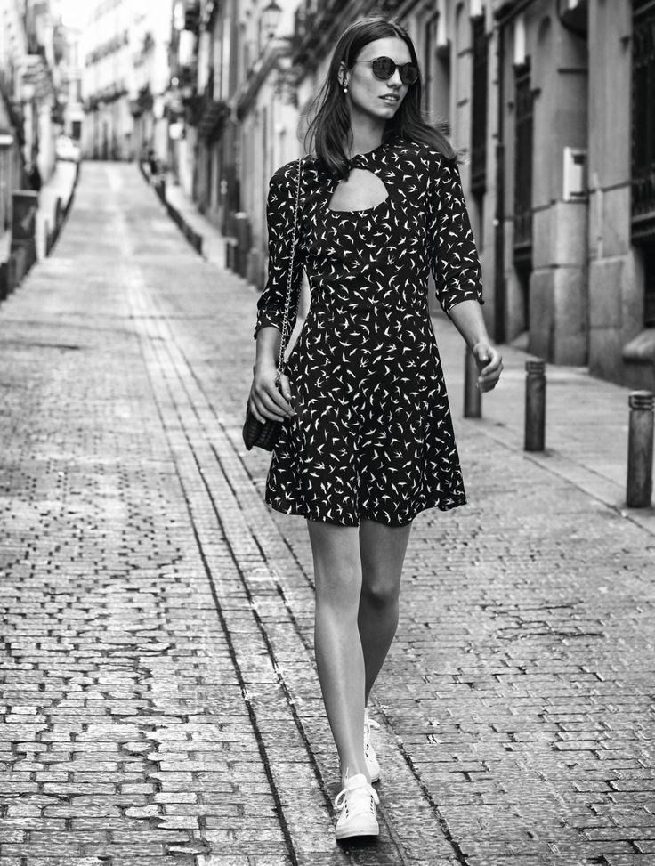 Para surpreender, é só desfilar os looks certos na passarela urbana!