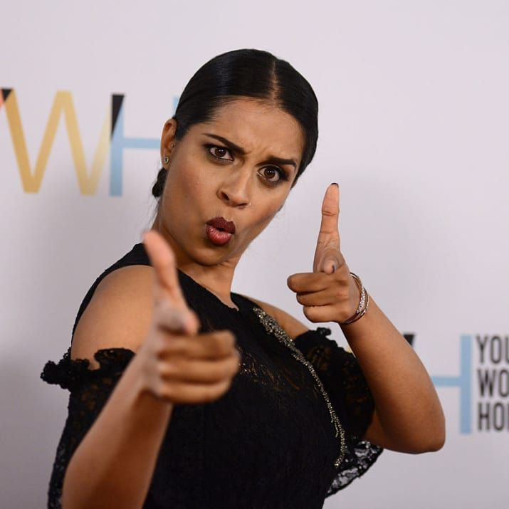 Lilly Singh Is The Goofiest Person To Have Walked On Any Red Carpet Ever