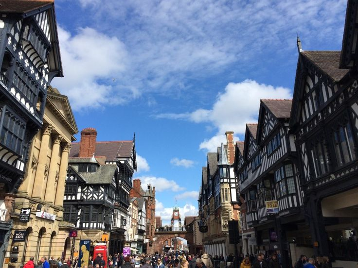 Founded in 79AD During Roman Reign Chester, England Is A Historically Rich City. Here Is Everything You Need To See And Do There!