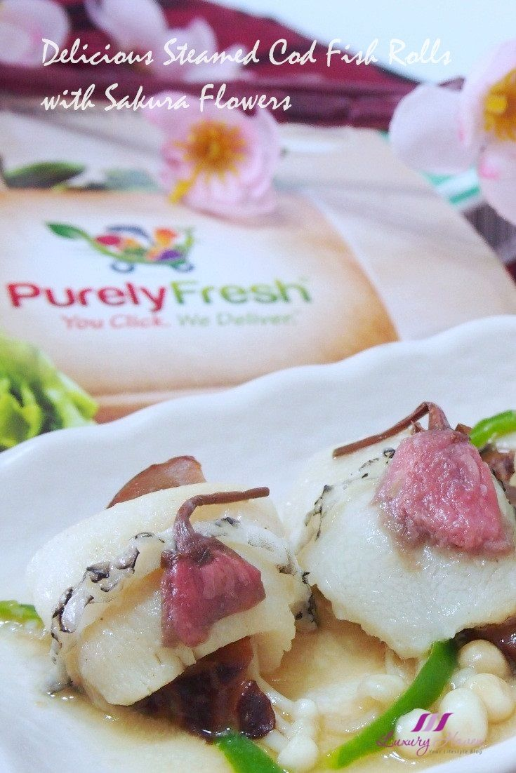 #ChineseNewYear Pickled #SakuraFlowers Recipe: Delicious ...